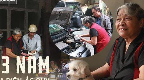 Cụ bà 72 tuổi 'cấp cứu' ô tô suốt 50 năm ở Hà Nội và lời đáp trả khi bị xì xào nghề này của đàn ông