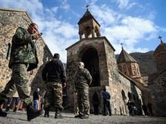 Azerbaijan tiếp quản huyện thứ 2 ở khu vực Nagorny-Karabakh