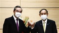 Trung-Nhật ưu tiên ổn định quan hệ song phương
