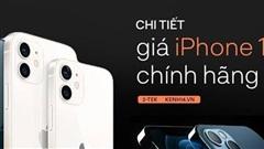 Chi tiết bảng giá iPhone 12 chính hãng tại các đại lý uỷ quyền trước ngày mở bán