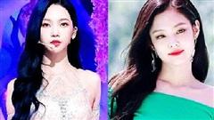 'Center nói xấu EXO và BLACKPINK' bỗng nổi như cồn nhờ... bờ vai móc áo mỹ miều, Jennie cuối cùng đã có đối thủ xứng tầm?