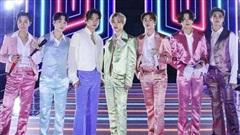 BTS - Nhóm nhạc K-Pop đầu tiên được đề cử tại Grammy