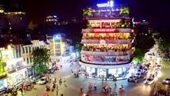 Phát triển kinh tế đêm tăng sức hấp dẫn khách du lịch tại Hà Nội
