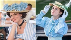 Ăn mặc theo phong cách 'đến từ 200 năm trước', hotgirl khiến dân mạng ngẩn ngơ
