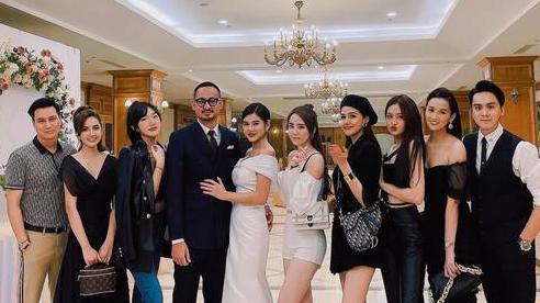 Đám cưới kín tiếng của MC Vũ Thu Hoài với chồng doanh nhân 9X