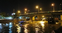 Nhiều tuyến sông xuất hiện chướng ngại vật nguy hiểm