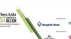 Cen Land được Forbes châu Á vinh danh 'Best Under a Billion'