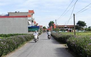 Nam Định xây dựng những miền quê đáng sống