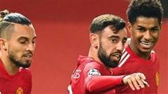 Man United thắng lớn Istanbul 4-1