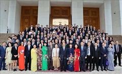Thủ tướng Nguyễn Xuân Phúc gặp mặt doanh nghiệp 'Thương hiệu quốc gia Việt Nam 2020'