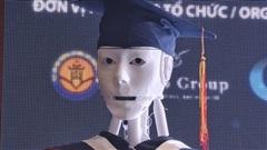 Xuất hiện robot AI Việt Nam được nhận định vượt xa Sophia: Biết đọc thơ, giải toán, có cả vị giác và trái tim