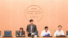 Hà Nội:Tập trung kiểm tra công tác phòng, chống dịch Covid-19 tại 4 khu vực