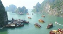 JICA hỗ trợ cải tạo môi trường nước ở vịnh Hạ Long