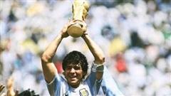 'Cậu bé vàng' Maradona qua đời ở tuổi 60