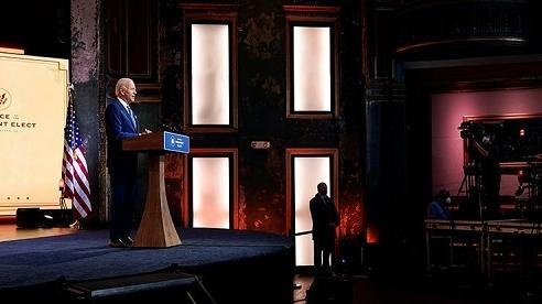 Ông Biden gọi thế kỷ 21 là thế kỷ của người Mỹ