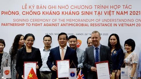Việt Nam nằm top các nước có tỷ lệ kháng kháng sinh cao nhất châu Á