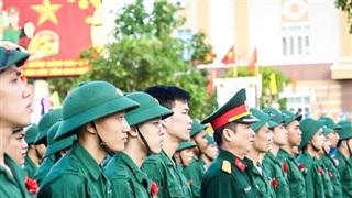 Hà Nội ban hành chỉ thị về việc tuyển chọn gọi công dân nhập ngũ