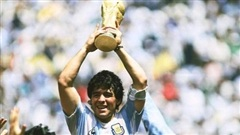 Vì sao Diego Maradona là huyền thoại độc nhất vô nhị của bóng đá?