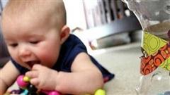 Bé trai 2 tuổi suýt hoại tử ruột vì nuốt bi nam châm vào bụng suốt 6 tháng