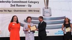 9 doanh nghiệp Việt Nam đạt Giải thưởng 'Nguyên tắc trao quyền cho phụ nữ (WEPs) 2020'