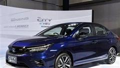 Honda City e:HEV ra mắt tại Đông Nam Á