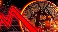 Thất bại trước ngưỡng cản lịch sử, Bitcoin và toàn thị trường tiền số đồng loạt 'gãy cánh' sau chuỗi ngày bay cao