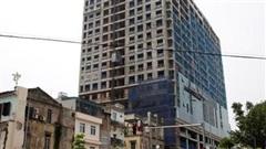 Hà Nội đốc thúc xử lý vi phạm xây dựng