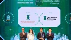 DNA Medical Technology nhận tôn vinh giải pháp y tế thông minh
