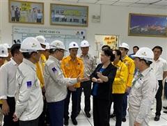 Tập đoàn Dầu khí Việt Nam và các đơn vị thành viên tham gia đoàn công tác Trung ương đến miền Tây Nam bộ