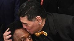 Pelé, Ronaldo và Messi nuối tiếc sự ra đi của Maradona