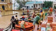 Xuất cấp 670 tỷ đồng hỗ trợ 9 địa phương khắc phục hậu quả sau bão