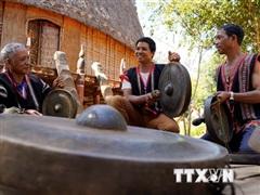 Cồng chiêng Tây Nguyên - điểm nhấn về văn hóa, du lịch giữa đại ngàn