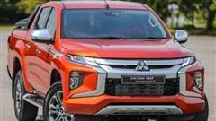 Mitsubishi Triton Adventure X 2020 ra mắt, giá bán từ 776 triệu đồng