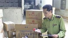 Độ nhậu hàng Tàu: 6.000 túi chân gà, gần 1.000 lon bia Trung Quốc