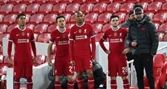 Có Salah, Liverpool vẫn thua cay đắng trên sân nhà