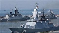 Mỹ tin tương lai của Hải quân Nga: Vị trí thứ 5...?