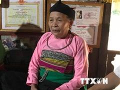 Thanh Hóa: Người lưu giữ và trao truyền 'hồn cốt' xứ Mường