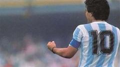 'Vì Maradona, FIFA nên tước bỏ chiếc áo số 10 ở mọi đội bóng trên thế giới'