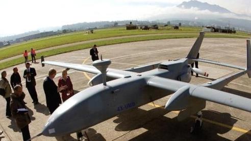 Ấn Độ sẽ triển khai máy bay không người lái ở biên giới giáp TQ