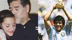 Giai thoại về những đứa con của 'Cậu bé vàng' Maradona
