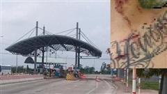 Vụ nổ súng tại trạm BOT ở Thái Bình: Bị can ra đầu thú, giao nộp súng
