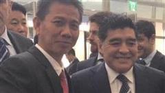 Hàng loạt ngôi sao bóng đá Việt Nam tiếc thương sự ra đi của huyền thoại Diego Maradona