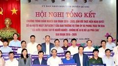 Bộ trưởng Đào Ngọc Dung: Tuyên Quang cần đặt mục tiêu giảm nghèo nhanh, bao trùm và bền vững