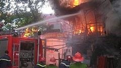 Điều kiện an toàn về phòng cháy và chữa cháy