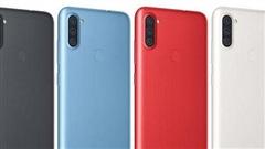 Samsung ra mắt bộ đôi Samsung Galaxy A12 và Galaxy A02s