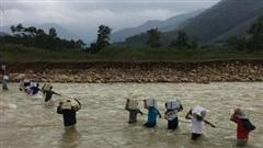 Các tỉnh miền Trung nỗ lực khắc phục hậu quả sau thiên tai