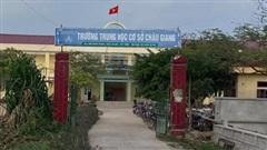 Nguyên nhân ban đầu vụ học sinh lớp 9 tử vong tại trường ở Hà Nam