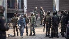 Quân nổi dậy Kashmir tấn công nhằm vào quân đội Ấn Độ, 2 binh lính tử vong