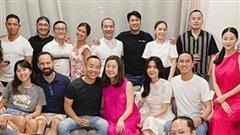 Tăng Thanh Hà và Đặng Thu Thảo 'nổi bần bật' trong tiệc gia đình hào môn, nhan sắc 2 nàng dâu nhà giàu khiến Linh Rin bị lu mờ