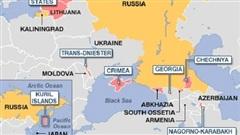 Pháp biểu quyết Nagorno-Karabakh độc lập, Crime muốn được công nhận